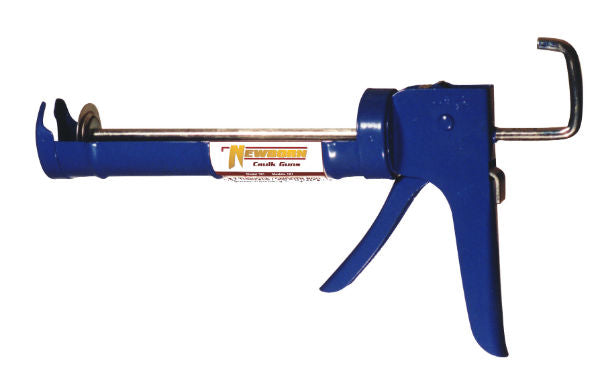 Newborn 101 Superior E-Z Thrust Smooth Rod Caulking Gun, 1/10 Gallon