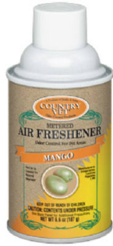 Country Vet 33-2960-CVCA Metered Fragrance Air Freshener, Mango