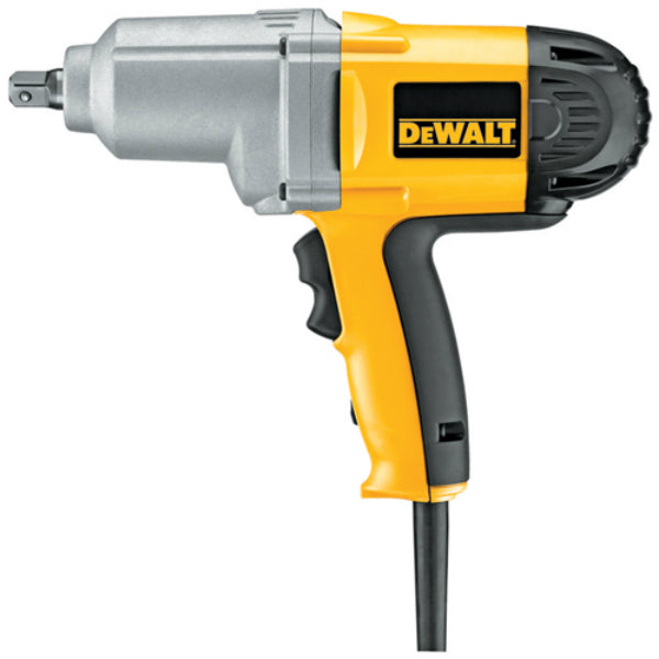 DeWalt® DW292 Heavy Duty Impact Wrench with Detent Pin Anvil, 2100 RPM, 1/2""