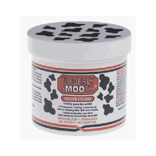 Udderly Smooth® 60251X12 Udder Cream for Dry Skin, 12 Oz