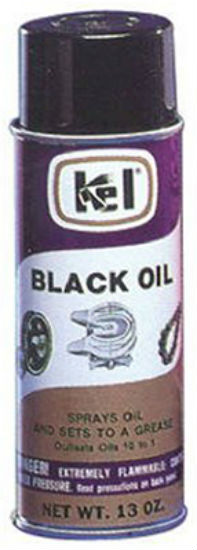 Kellogg's Professional 57300 Black Oil Grease, 11.25 Oz