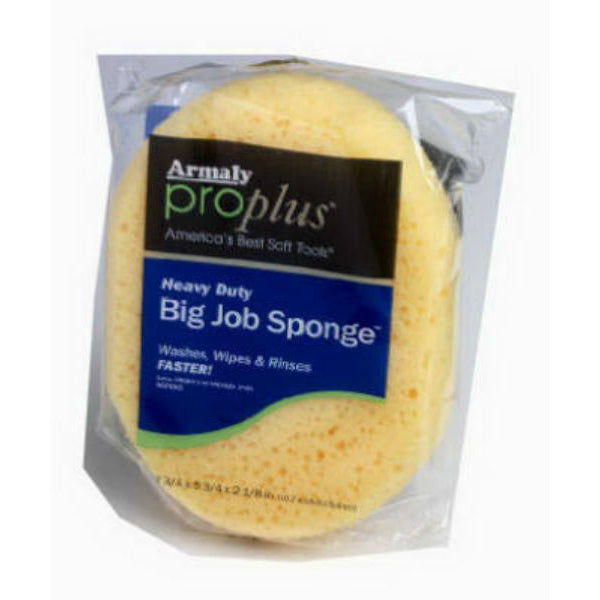 Armaly ProPlus® 00006 Heavy Duty Big Job Oval Sponge, Polyester
