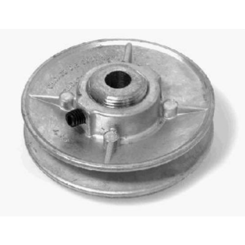 "Aspen Snow Cool™ 87313 Evaporative Cooler Motor Pulley, Zinc, 3-3/4"" x 1/2"""