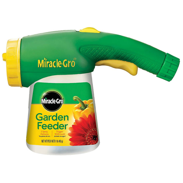 Miracle-Gro® 1004101 Garden Feeder with All Purpose Plant Food , 24-8-16