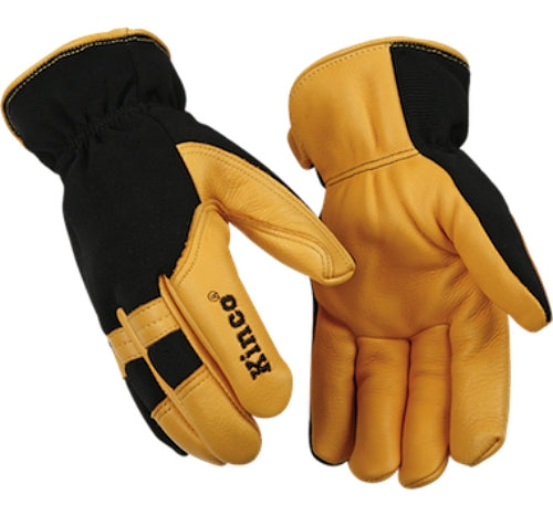 Kinco 101HK-XL KincoPro™ Men's Premium Grain Deerskin Leather Glove, X-Large