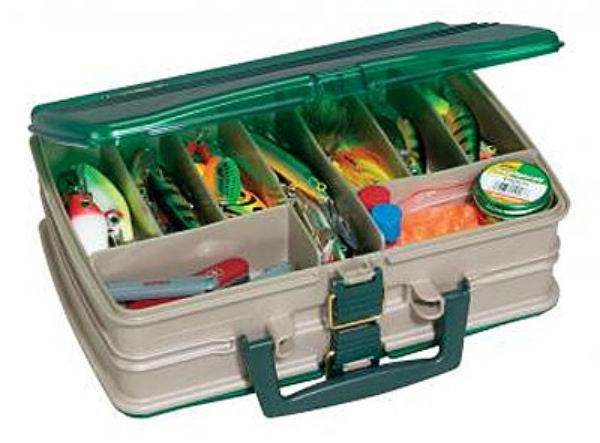 Plano® 1120-00 Double Sided Satchel Style Tackle Box