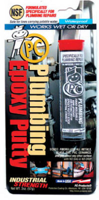 PC-Products 025598 Plumbing Epoxy Repair Putty 2 Oz