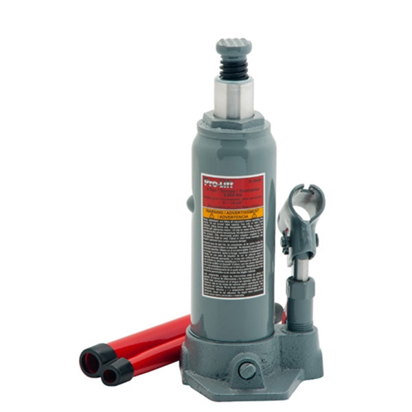 Pro-Lift® B-004D Hydraulic Bottle Jack, 4 Ton Capacity
