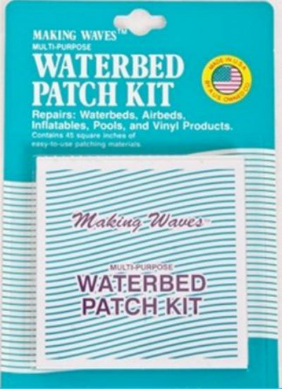 Making Waves WPK Waterbed Patch Kit for all Waterbeds