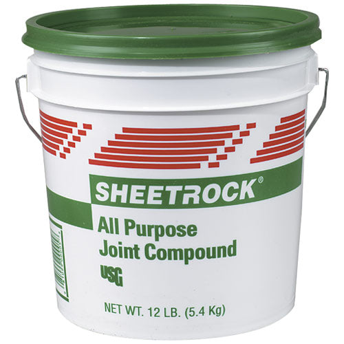 Sheetrock 385140 All Purpose Joint Compound, 12 Lb