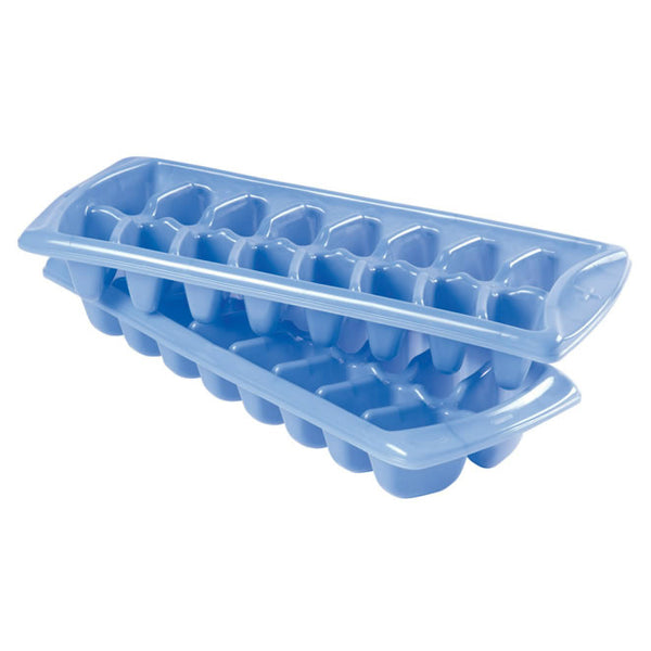 Rubbermaid® 2879-RD-PERI Stack & Nest Ice Cube Tray, Periwinkle Blue