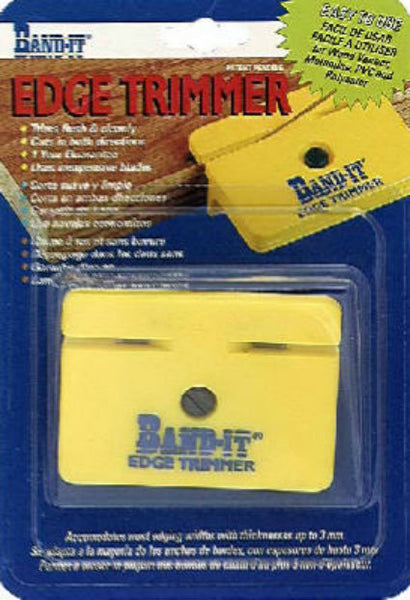 Band-IT® 33437 Single-Sided Edge Trimmer, Pocket-Sized