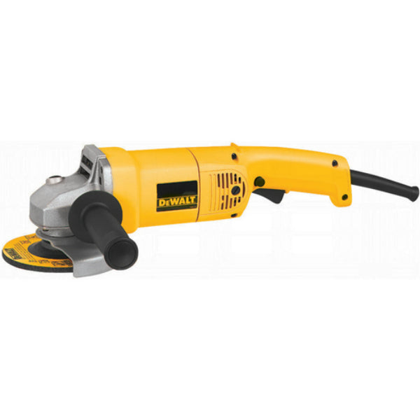"DeWalt® DW831 Heavy Duty Medium Angle Grinder, 12.0A, 5"", 10000 RPM"