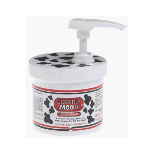 Udderly Smooth® 60254X12 Udder Cream for Dry Skin, 10 Oz
