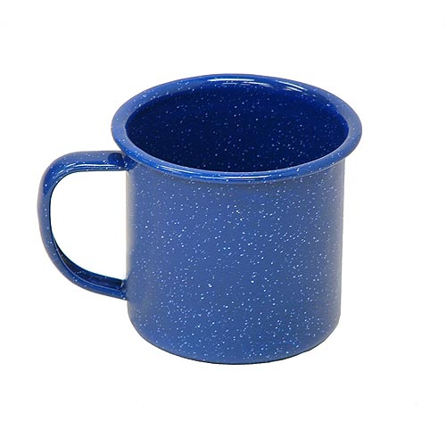Coleman® 2000016419 Coffee Mug, Blue, 12 Oz
