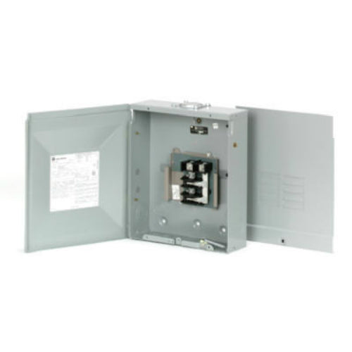 Eaton CH8L125RP Main Lug Loadcenter Mount-Outdoor, 8 Circuit, 125A