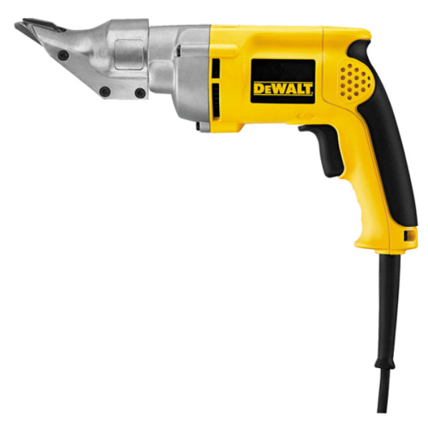 DeWalt® DW890 Heavy Duty Swivel Head Shear, 5A, 18 Gauge