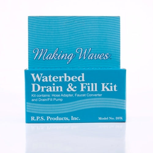 Making Waves DFK Waterbed Drain & Fill Kit