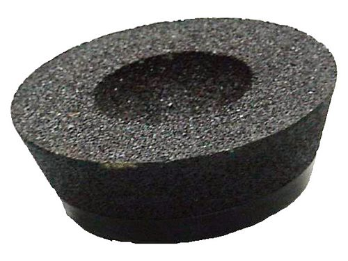 "Virginia Abrasives™ 426-20205 Cupstone For Concrete, 5"" x 2"" x 5/8""-11"""