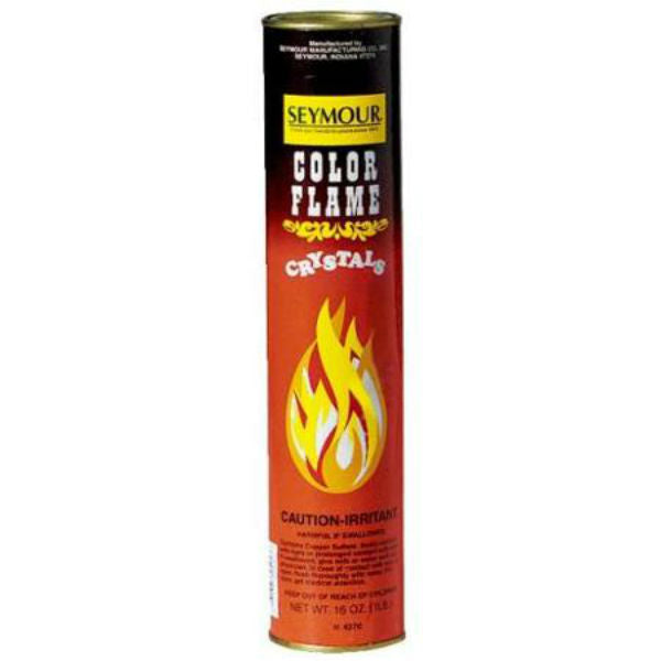 Seymour® 30-525 Color Flame Crystals, 16 Oz