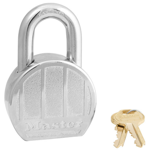 "Master Lock 230KA-10L008 Keyed Alike High Security Padlock, 2-1/2"", Zinc"