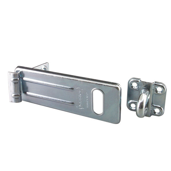 Master Lock 706-D Hardened Steel Security Hasp, 6''