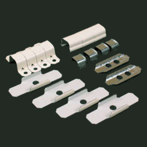 Wiremold® B-9-10-11 Metal Raceway Wire Accessory Pack, Ivory, 13-Pack
