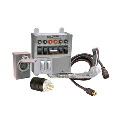 Reliance Controls 31406CRK Pro/Tran® 6-Circuit Transfer Switch Kit