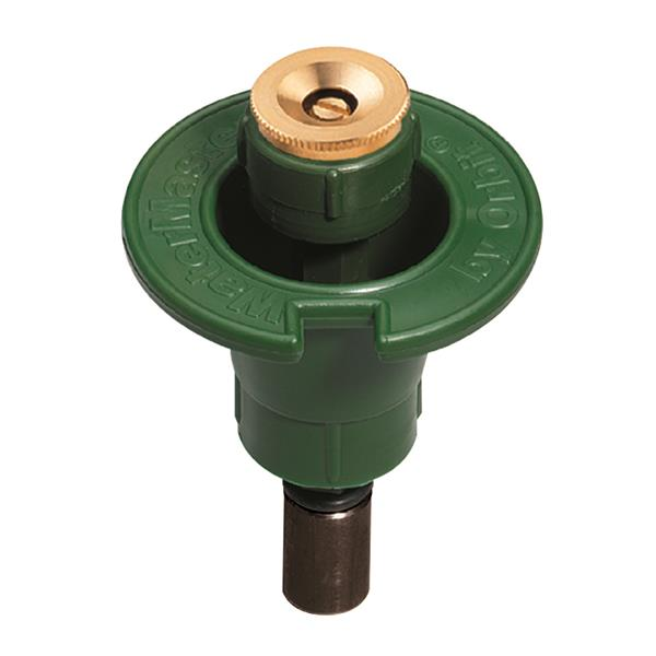 Orbit® 54027 Plastic Pop-Up Sprinkler Head with Brass Nozzle, Full Pattern