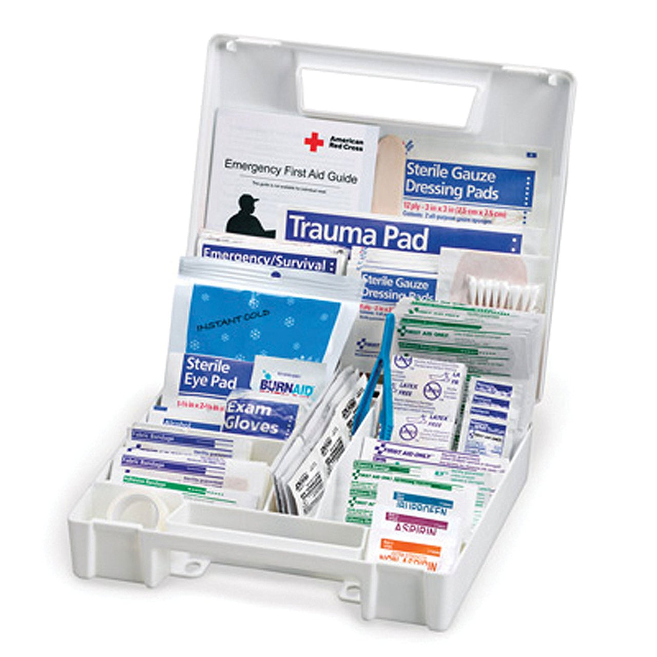 First Aid Only FAO-134 All Purpose First Aid Kit, 200-Piece