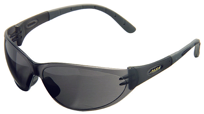 MSA Safety Works® 10041749 Contoured Safety Glasses with Tinted Lens