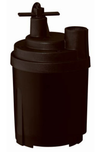 Master Plumber 540094 Thermoplastic Submersible Utility Pump w/ 8' Cord, 1/4 HP