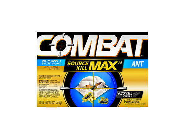 Combat® 55901 Quick Kill Ant Killing System Bait, 6-Count
