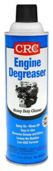 CRC® 05025CA Engine Degreaser Heavy-Duty Cleaner, 15 Oz