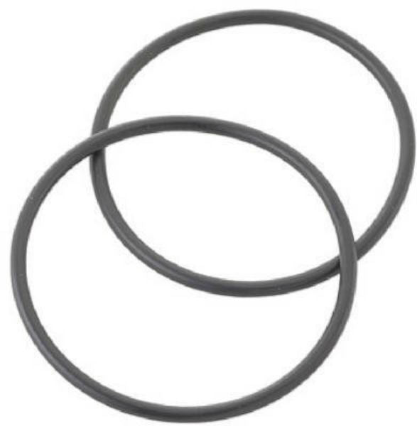 "BrassCraft SC0615 O-Ring, 1-15/16"" ID x 2-1/8"" OD, 2 Pack"