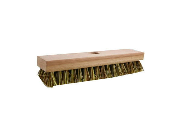 Quickie® 223T Professional Wood Block Deck Scrub Brush