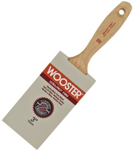 Wooster® 4176-3 Ultra/Pro® Firm Sable™ Varnish Paintbrush, 3""