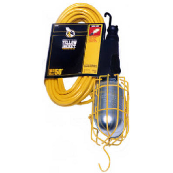 Yellow Jacket® 2948 Work Light with 50' Cord, 13 Amp
