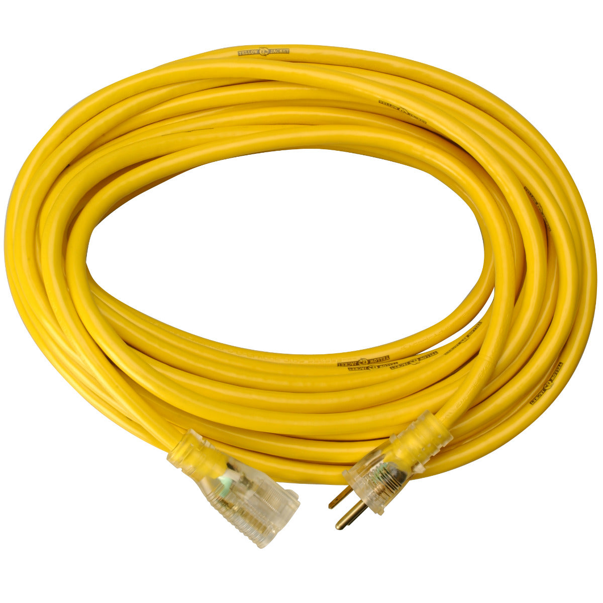 Yellow Jacket® 2805 Extension Cord, 15 Amp, 50'