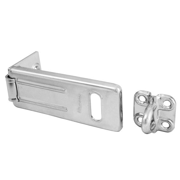 Master Lock 704-D Hardened Steel Security Hasp, 4-1/2""