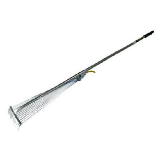 Green Thumb 57852 Adjustable Steel Rake