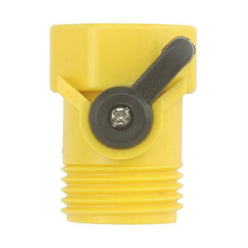 Green Thumb 907GT Poly Garden Hose End Water Shut Off Valve