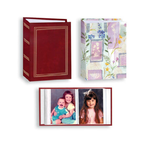 "Pioneer Photo Albums A4-100 Deluxe Mini Max Album, 4"" x 6"", 100-Photos"
