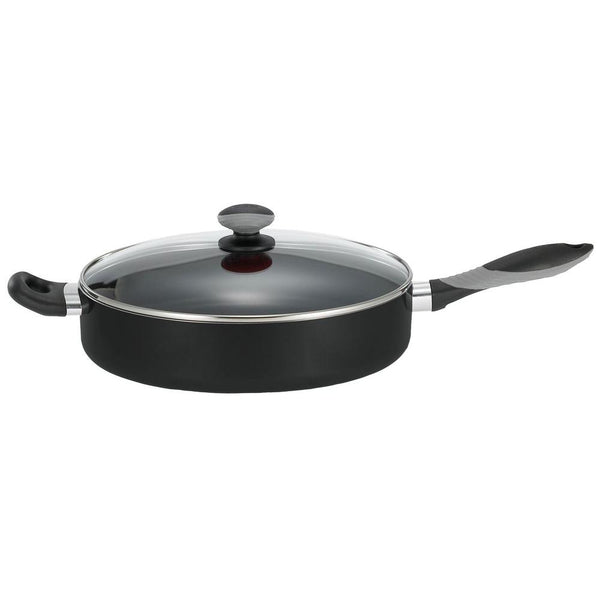 Mirro® A7978284 Get-A-Grip Aluminum Non-Stick Jumbo Cooker with Glass Lid