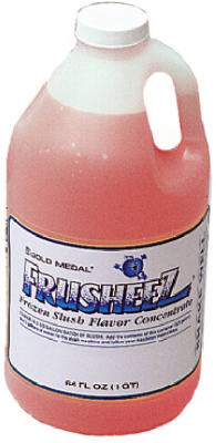 Gold Medal 1247 Frusheez Mix, Strawberry, 1/2 Gallon