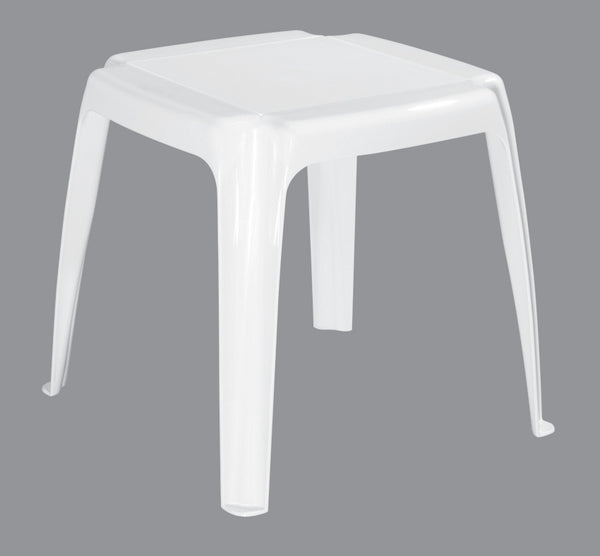 Adams® 8115-48-3700 Stacking Side Table, White