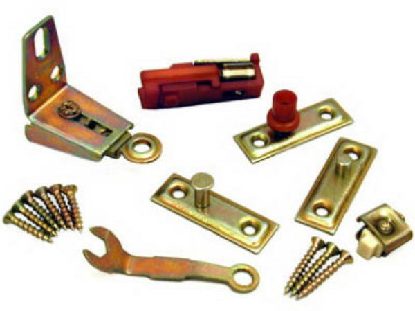 Johnson Hardware 1700PPK3 Bi-Fold 1700-Series Door Replacement Hardware