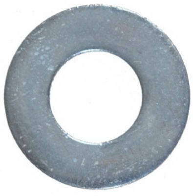 "Hillman 811072 Galvanized Flat Washer, 3/8"", 100 Pack"