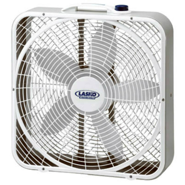 Lasko® 3720 Weather-Shield® Performance Box Fan, 20""