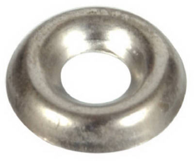 Hillman Fasteners 310170 Finishing Washer #8, 100 Pack
